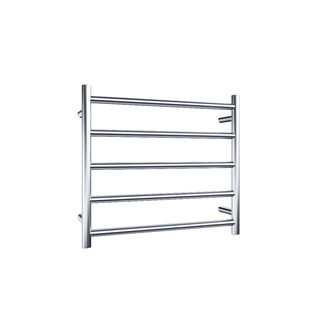 Heated Towel Ladder Evoke 5 Bar Round SL115 (1)