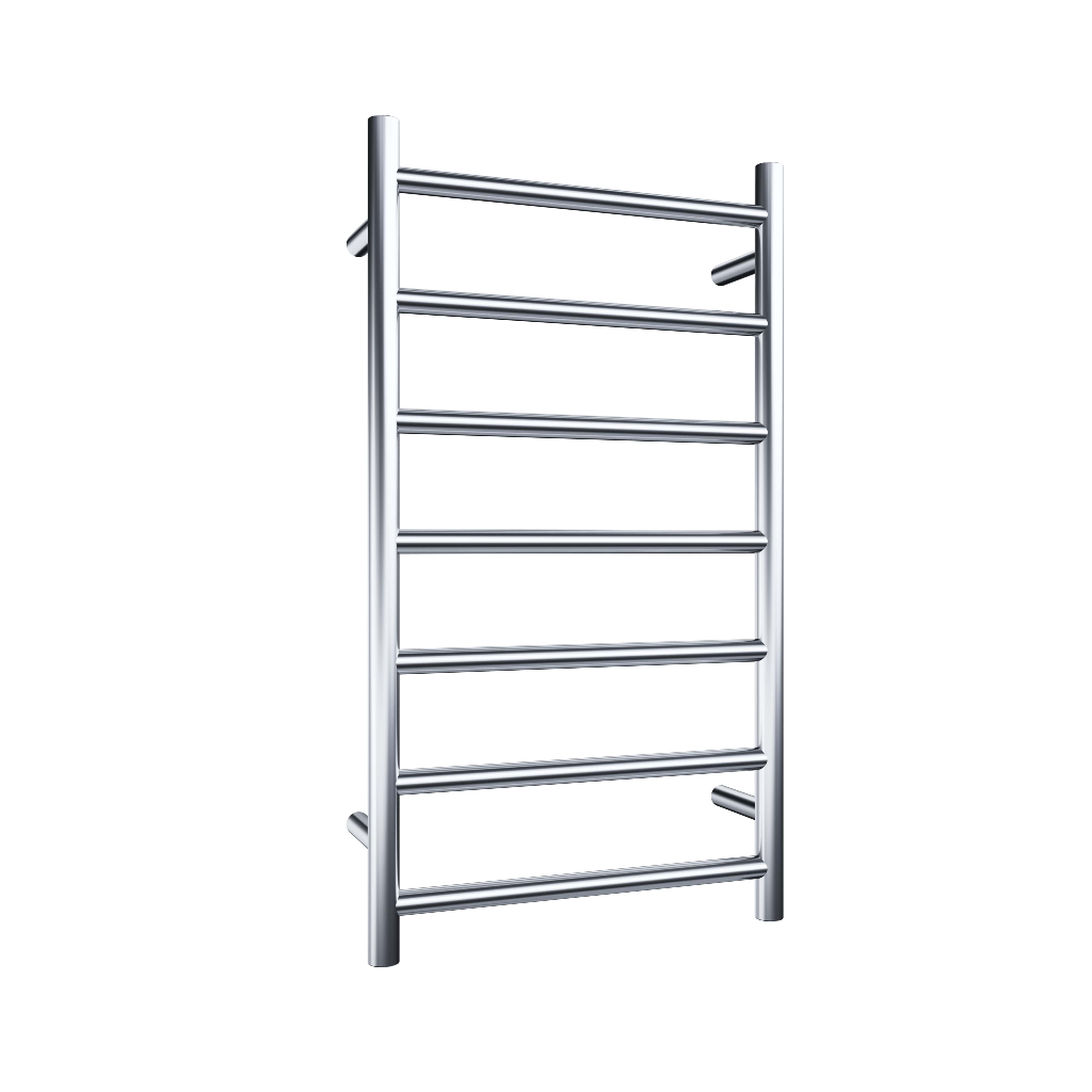 Heated Towel Ladder Evoke 7 Bar Round SL130