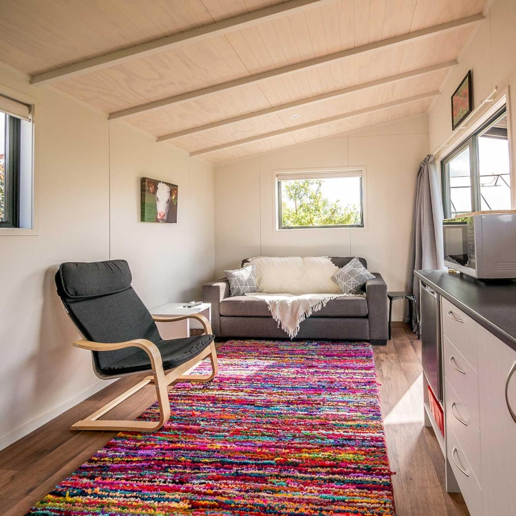 Modular Dwellings Matai Interior Ceiling